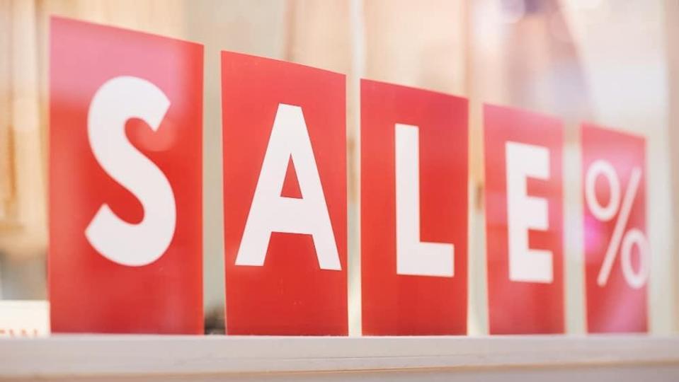 Stocks Sale